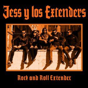 portada del disco Rock and Roll Extender