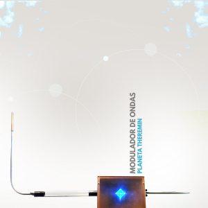 portada del disco Planeta Theremin