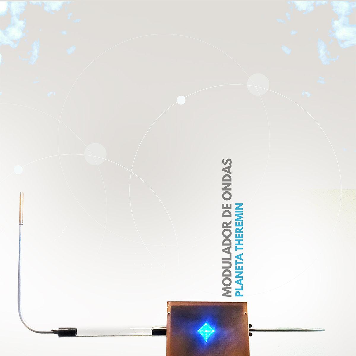 portada del album Planeta Theremin