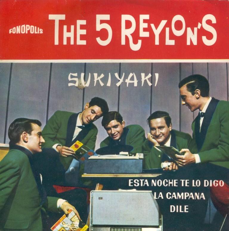 portada del album Sukiyaki