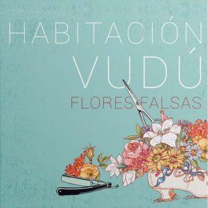 portada del disco Flores Falsas