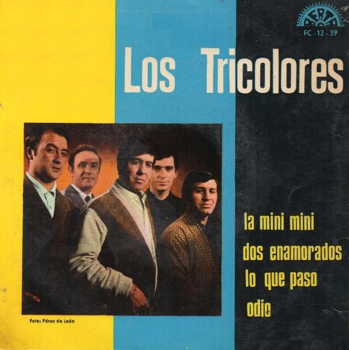 portada del album La Mini Mini / Dos Enamorados / Lo Que Pasó / Odio