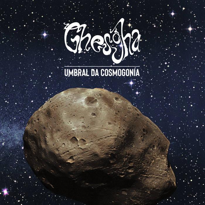 portada del album Umbral da Cosmogonía