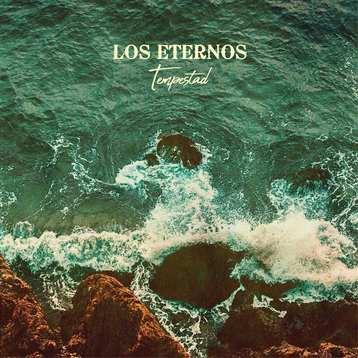 portada del album Tempestad
