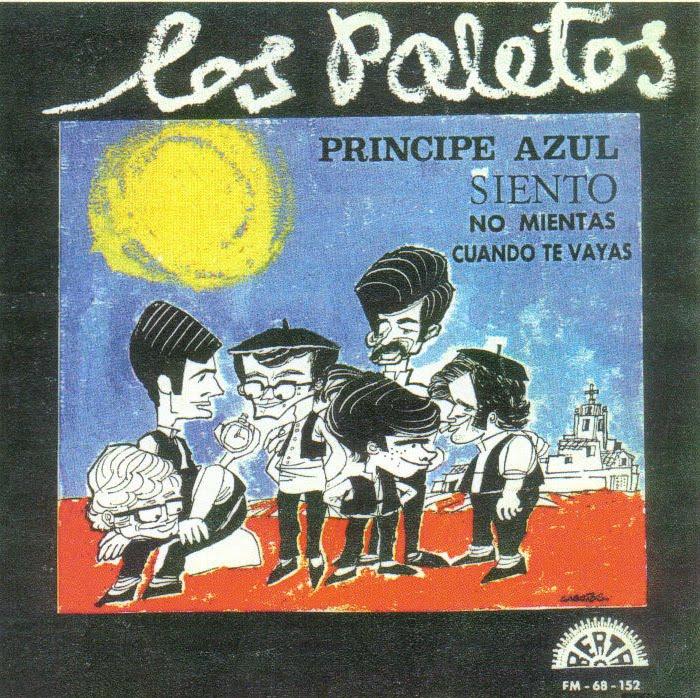portada del album Príncipe Azul / Siento / No Mientas / Cuando te Vayas