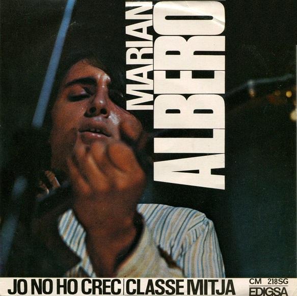 portada del album Jo no ho Crec / Classe Mitja