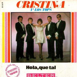 portada del disco Hola, ¿Qué Tal?