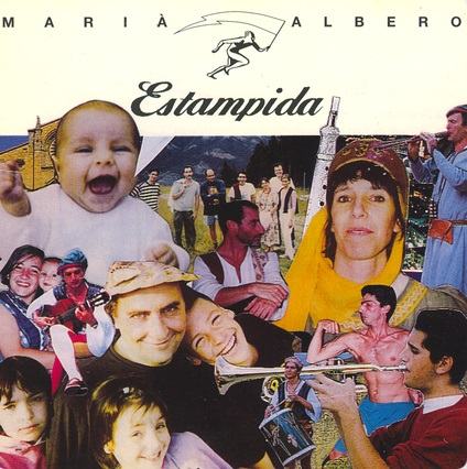 portada del album Estampida