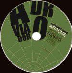 portada del disco Aracne