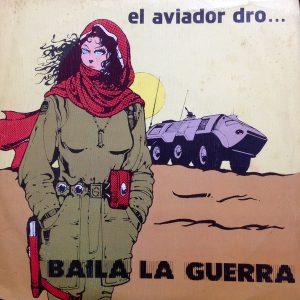 portada del disco Baila la Guerra