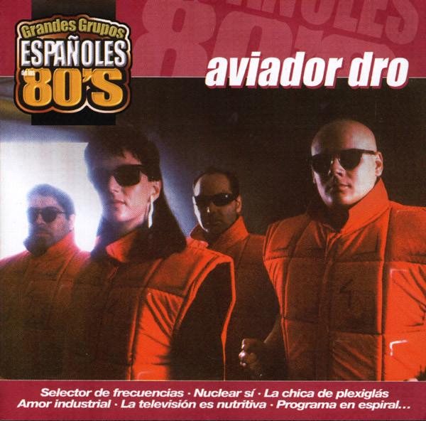 portada del album Grandes Grupos Españoles de los 80