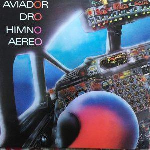 portada del disco Himno Aéreo