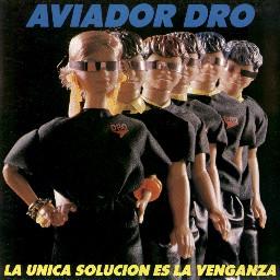 portada del disco La Única Solución es la Venganza