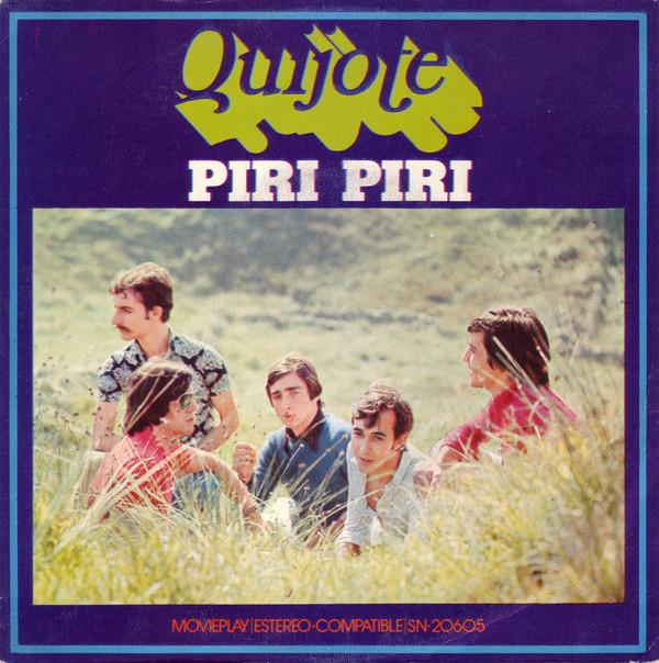 portada del album Piri Piri