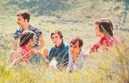foto del grupo Quijote