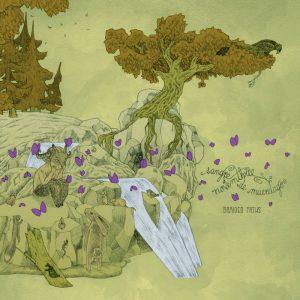 portada del disco Sangre De Muerdago / Novemthree – Braided Paths