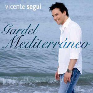portada del disco Gardel Mediterráneo