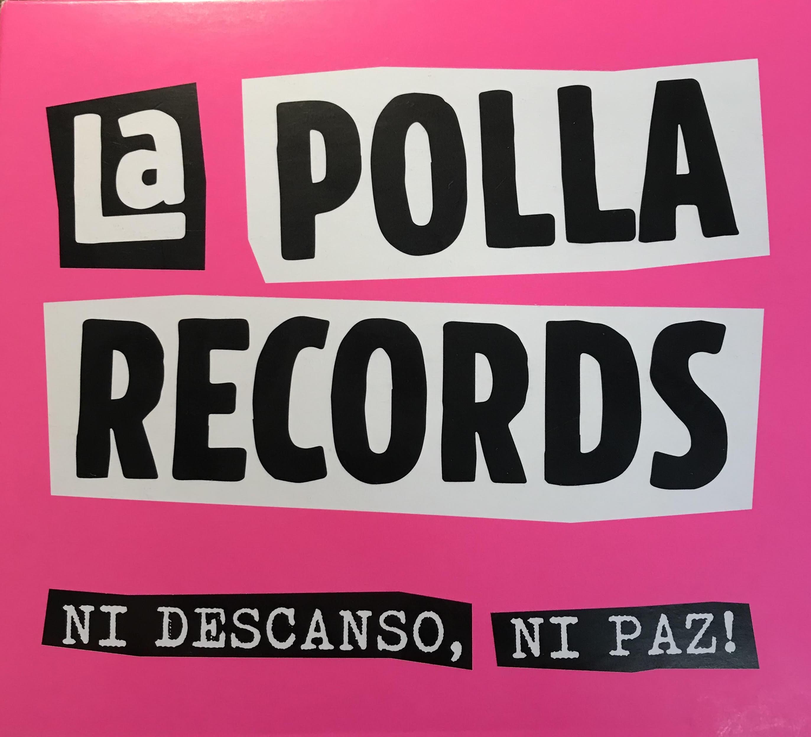 portada del album Ni Descanso, ni Paz