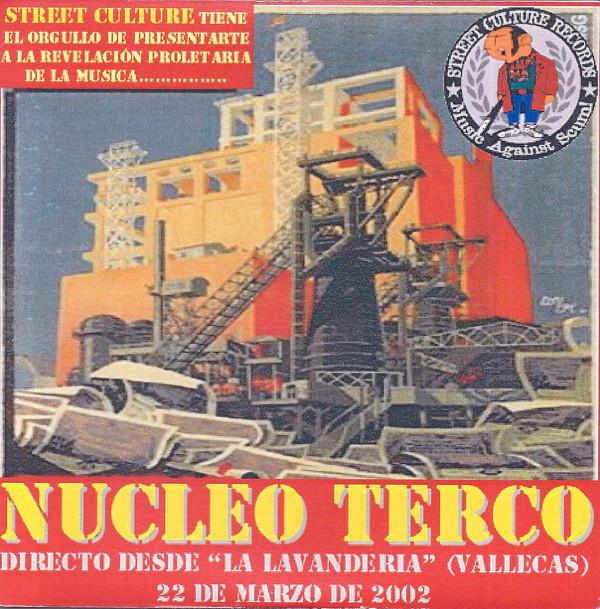 portada del album Directo desde La Lavandería