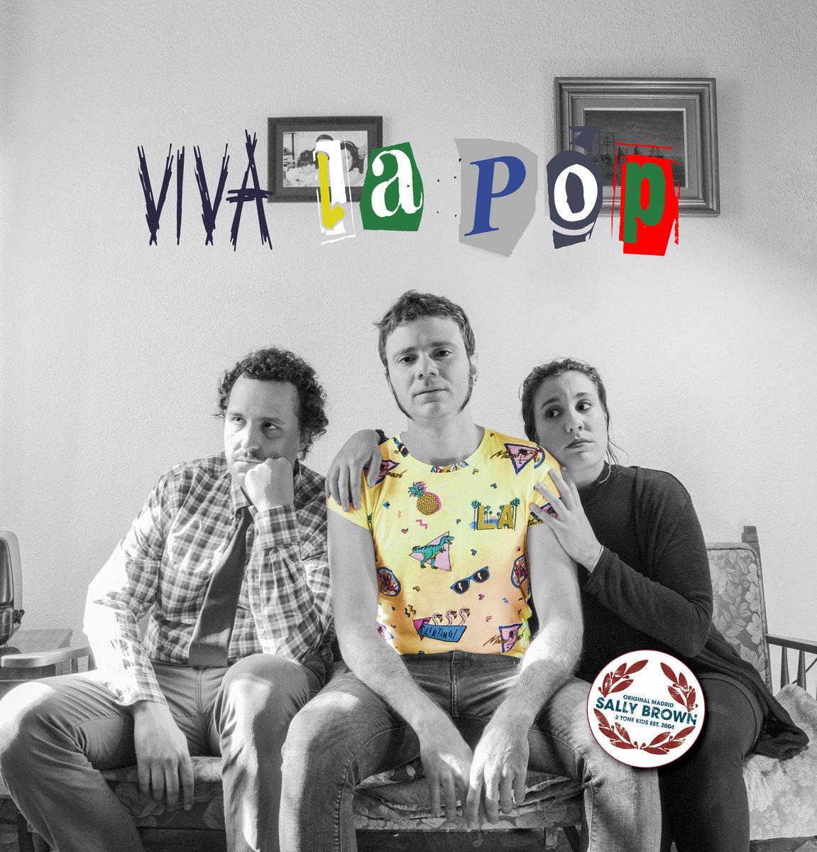 portada del album Viva la Pop