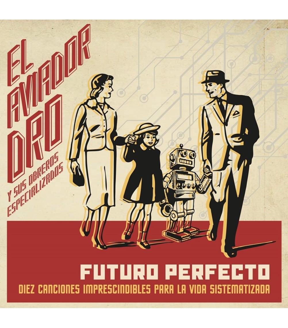 portada del album Futuro Perfecto
