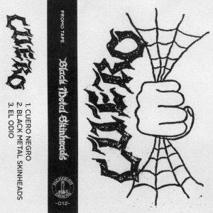portada del disco Black Metal Skinheads