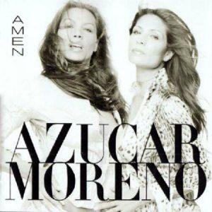 portada del disco Amén