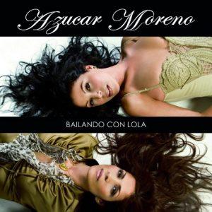 portada del disco Bailando con Lola