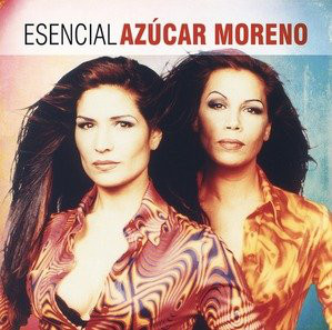 portada del disco Esencial Azúcar Moreno