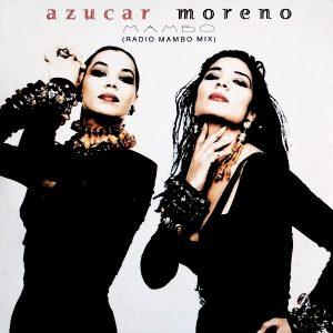 portada del disco Mambo (sencillo)