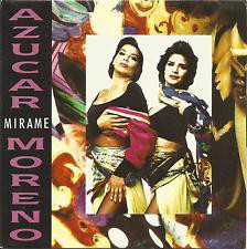 portada del disco Mírame