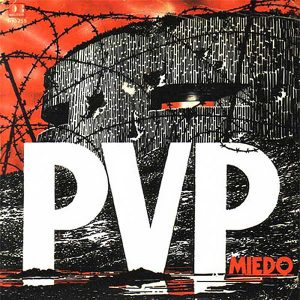 portada del disco Miedo / Tacón y Cuero