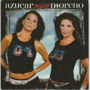 portada del disco Tequila