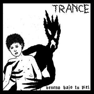 portada del disco Veneno Bajo tu Piel