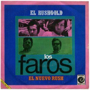 portada del disco El Rushgold