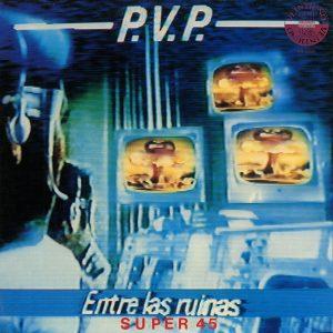 portada del disco Entre las Ruinas