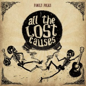 portada del album All the Lost Causes