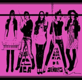 portada del disco Peluquería de Señoras