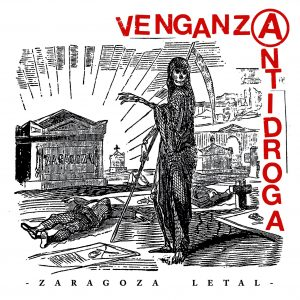 portada del album Zaragoza Letal
