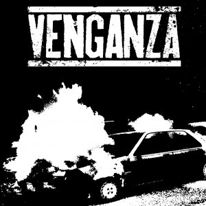 portada del disco Venganza