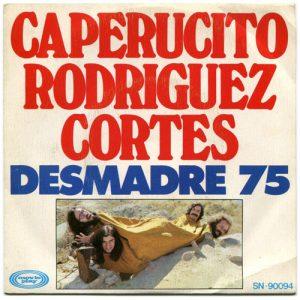 portada del disco Caperucito Rodríguez Cortés