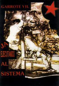 portada del album Ja Ejecutando al Sistema