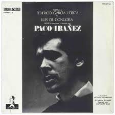 portada del disco Poemas de Federico García Lorca y Luis de Góngora
