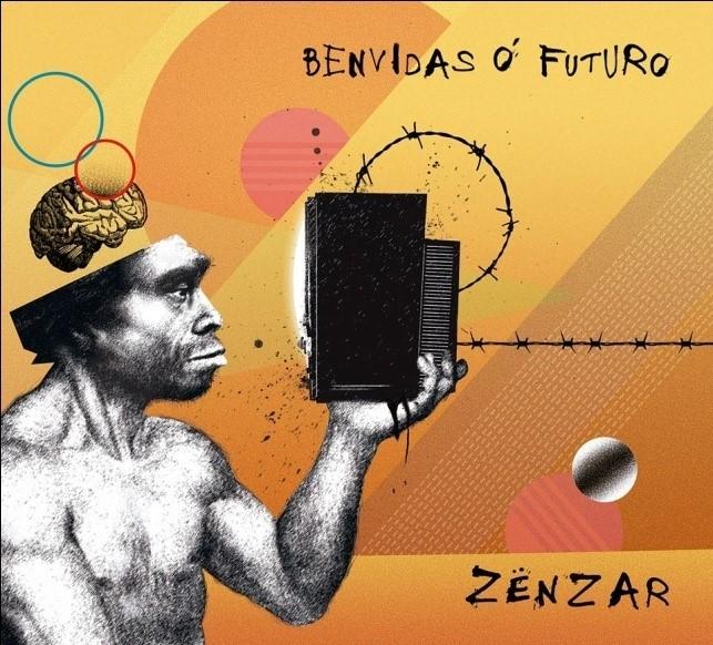 portada del album Benvidas ó Futuro