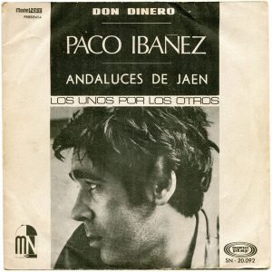 portada del disco Don Dinero / Andaluces de Jaén