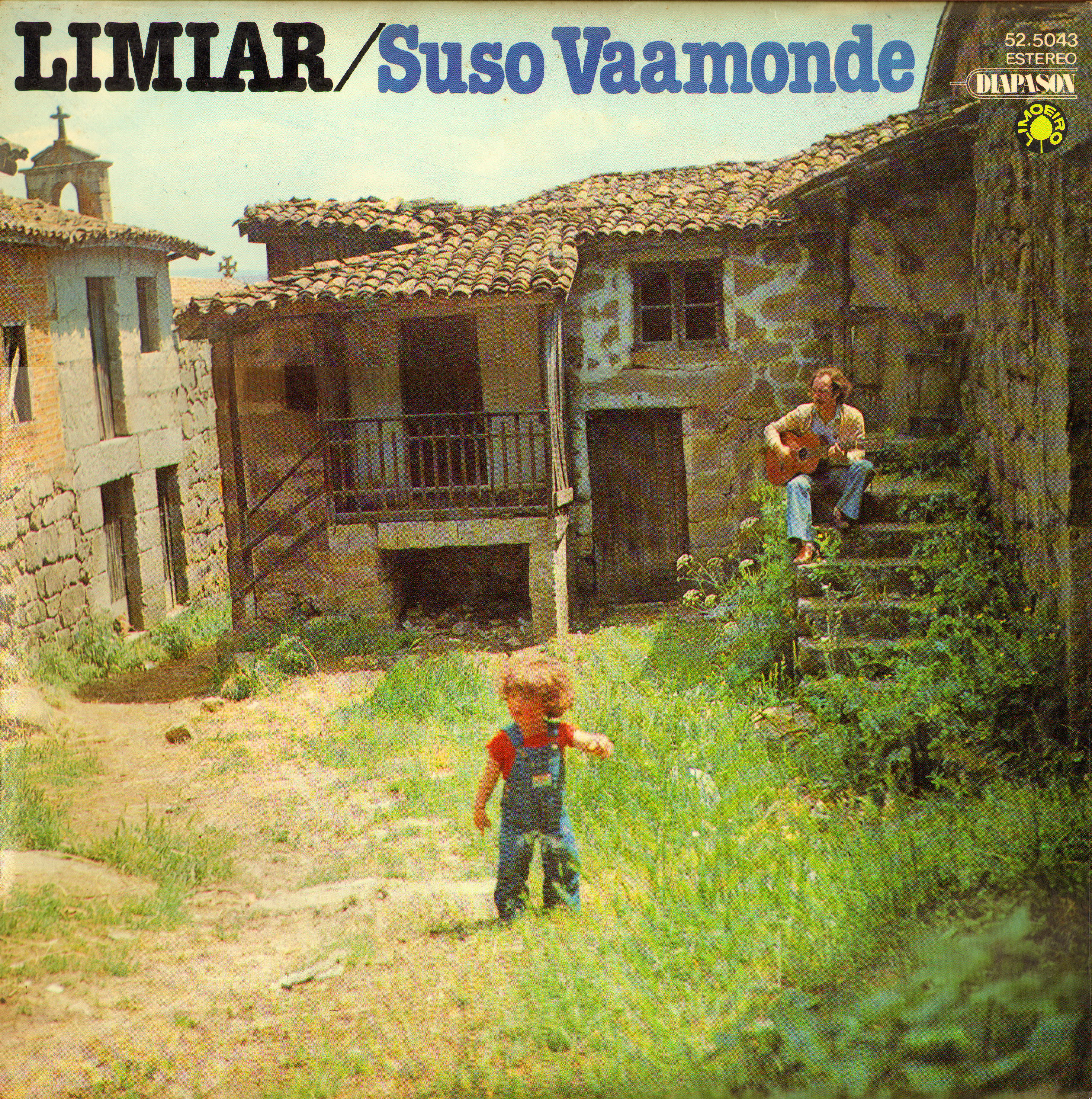 portada del album Limiar