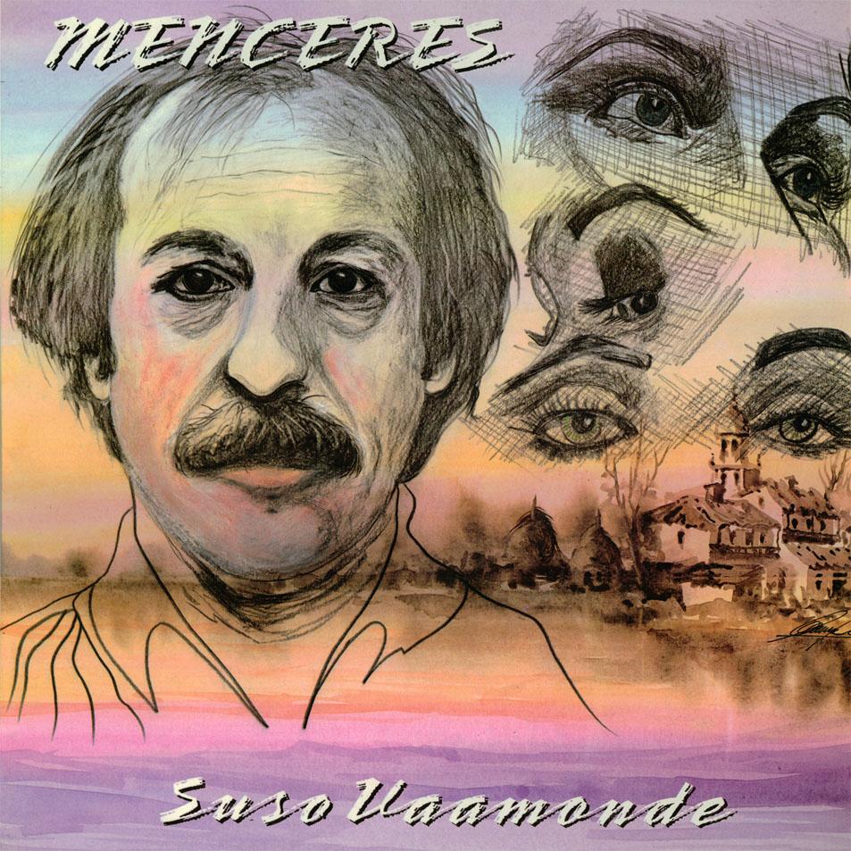 portada del album Menceres