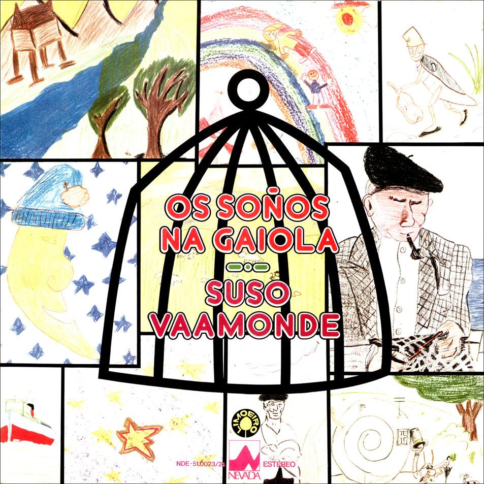 portada del album Os Soños na Gaiola