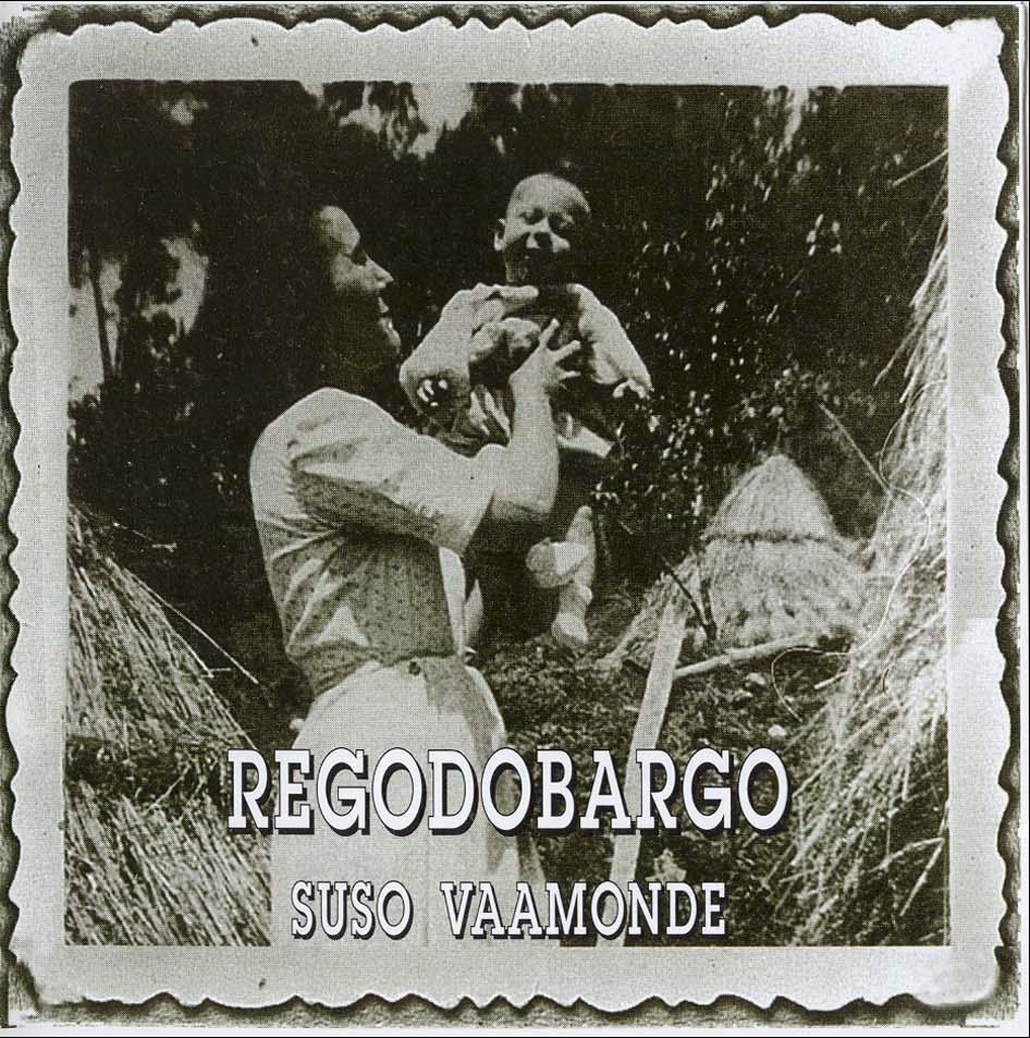 portada del album Regodobargo