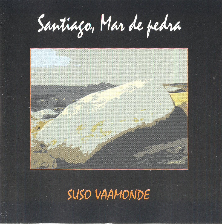 portada del album Santiago, Mar de Pedra